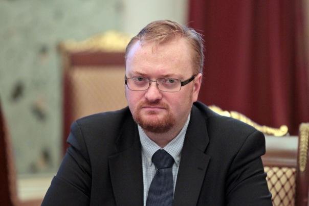 Депутат Виталий Милонов продал квартиру, чтобы построить церковь