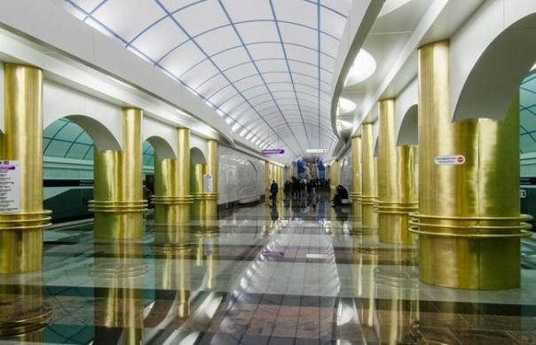 Продолжается работа по созданию сети Wi-Fi в петербургском метро