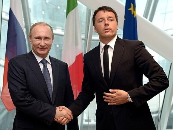 Премьер Италии Ренци в июне посетит Санкт-Петербург