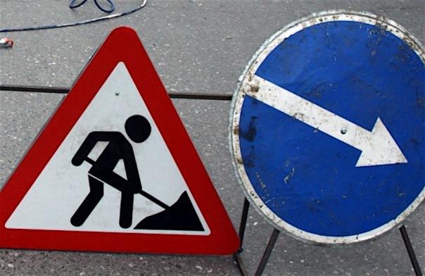 Движение по набережной Черной речки закроют на две недели