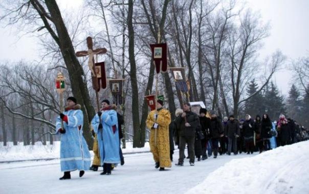 Крестный ход православных трезвенников снова пройдёт в Петербурге