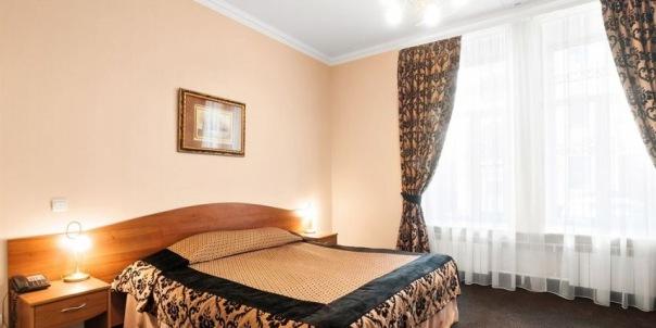 Только 20% отелей в Петербурге пока подтвердили свою звёздность