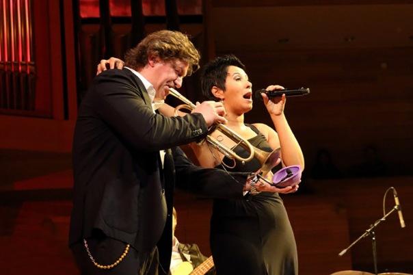 XVI Международный фестиваль Триумф джаза пройдет в ДК имени Горького