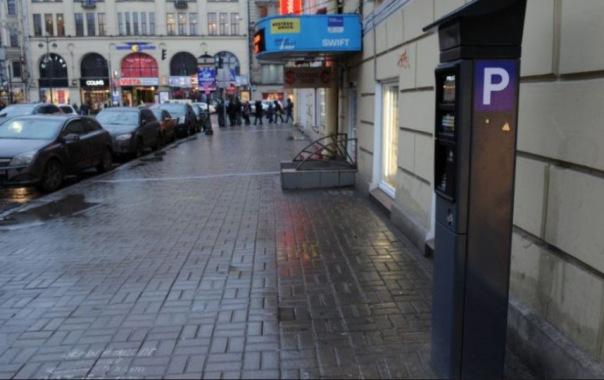 В Петербурге требуют опечатать паркоматы из-за налоговых нарушений