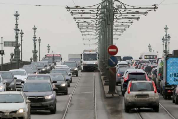 В Санкт-Петербурге пройдет конгресс по безопасности дорожного движения