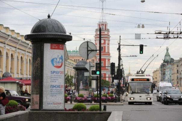 Власти Петербурга запретили проведение гей-парада и ЛГБТ-митинга на Невском