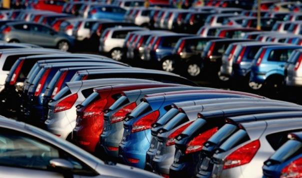 Петербург нарастил свою долю на рынке продаж новых автомобилей