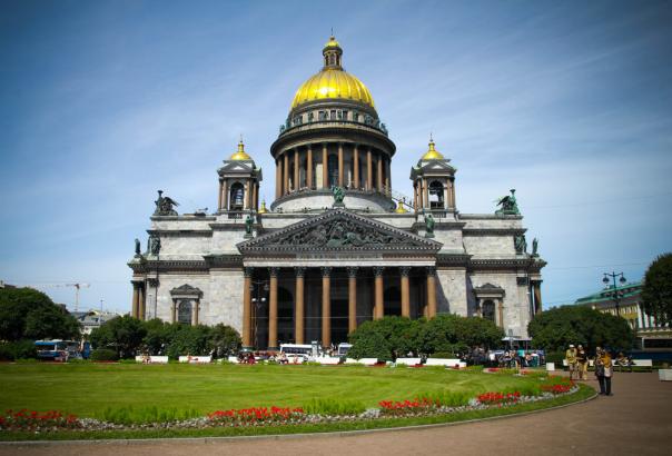 Суд в Петербурге не принял иск о передаче Исаакиевского собора РПЦ
