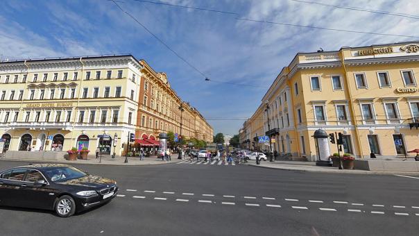 Работу вестибюля метро Невский проспект ограничат