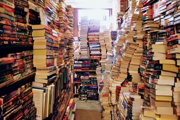 Точка бесплатной раздачи книг появится в центре города