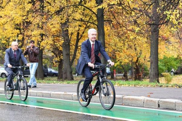В мае повторится акция На работу на велосипеде