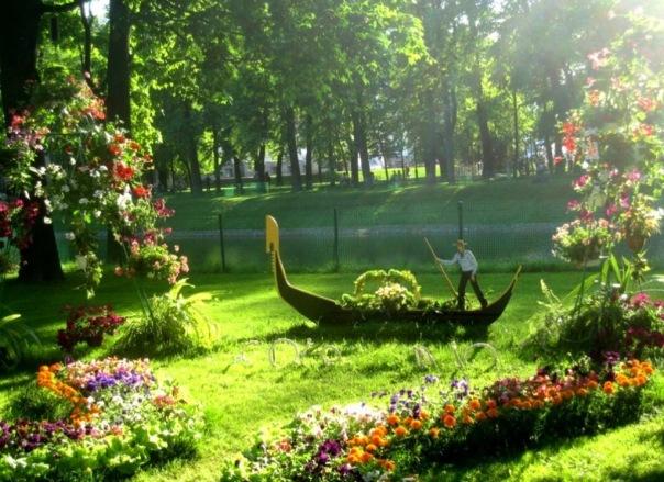 Фестиваль Императорские сады России в этом году будет посвящен теме детства