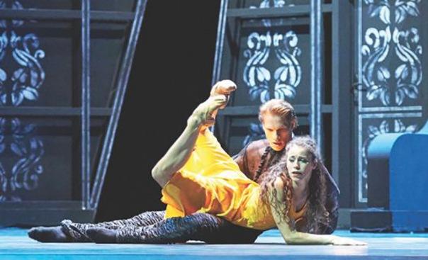 Мировые звёзды классического танца выступят в Петербурге