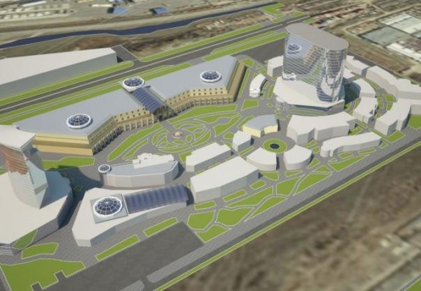 Петербург хочет принять в 2022-2023 году выставку EXPO