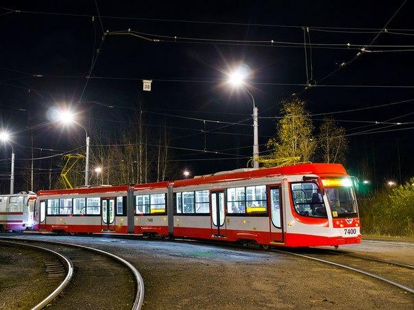 Одобрен частный трамвайный маршрут в Красногвардейском районе