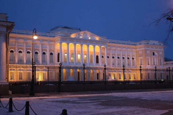 Начальник службы безопасности Русского музея арестован