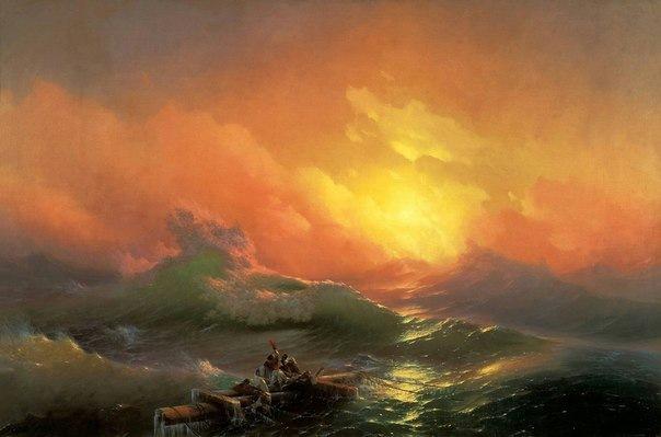 Масштабную выставку полотен Айвазовского откроют в Русском музее