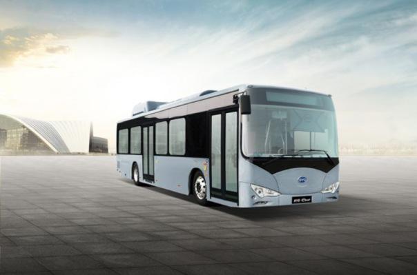 Пассажиравтотранс в Петербурге протестирует китайский электробус