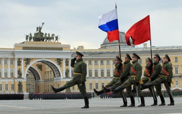 Куда сходить в Петербурге на День Победы (программа мероприятий)