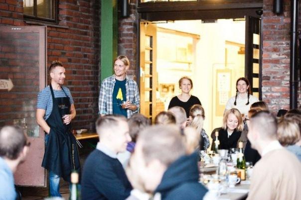 Финские художники и петербуржцы создадут общую кулинарную книгу