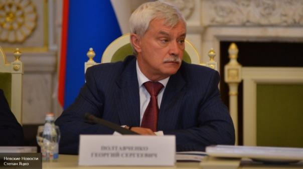 Доходы губернатора Петербурга выросли на 2 млн рублей