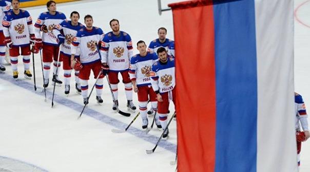 Сборная России одержала первую победу на чемпионате мира по хоккею