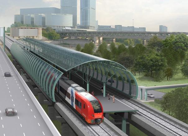 В Петербурге собирают деньги на надземное метро