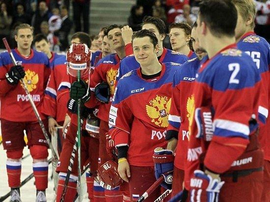Россия победила Данию со счетом 10:1 на ЧМ-2016