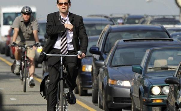 20 мая в Петербурге пройдёт акция На работу на велосипеде