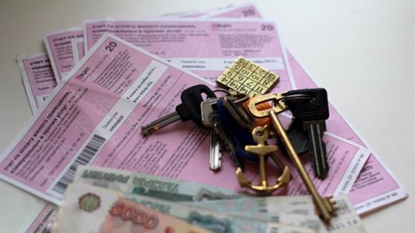 В Петербурге семью выселили из квартиры из-за долгов по квартплате