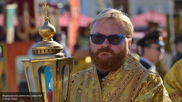 Милонов не поддерживает Астахова в вопросе длинных острых ножниц для педофилов