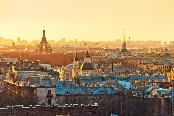 Рабочие дни в Петербурге в солнечную погоду предлагают сократить