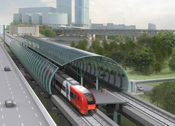 В Петербурге предложили проложить надземное метро
