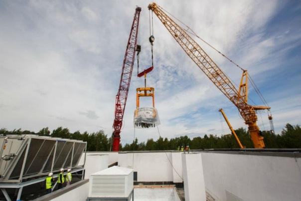 В петербургском клиническом центре установили оборудование, способное успешно бороться с раком