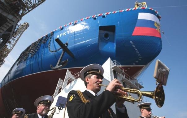 Мощнейший в мире ледокол обеспечит России лидерство в Арктике
