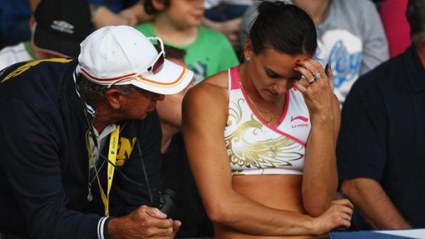 Российские легкоатлеты шокированы отстранением от Олимпиады