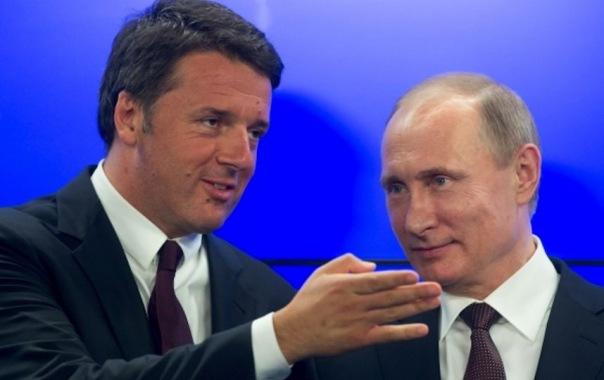 Россия и Италия в рамках ПМЭФ подписали контракты на 1,3 млрд долларов