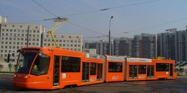 В Петербурге появятся две линии легкорельсового трамвая