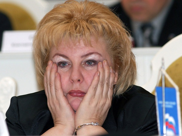 ФСБ задержала депутата ЗакСа Светлану Нестерову