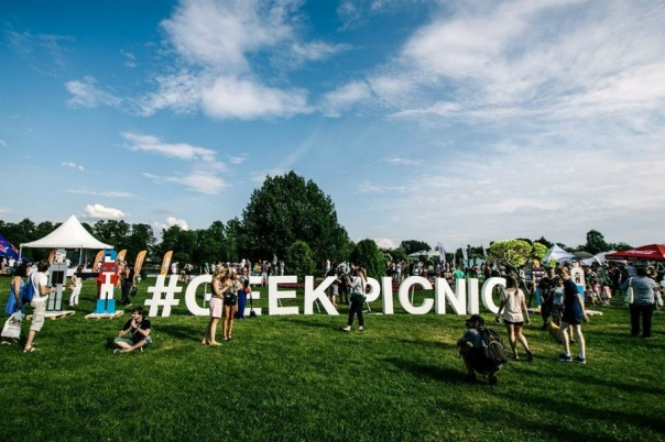 В выходные на Елагином острове пройдет фестиваль Geek Picinic