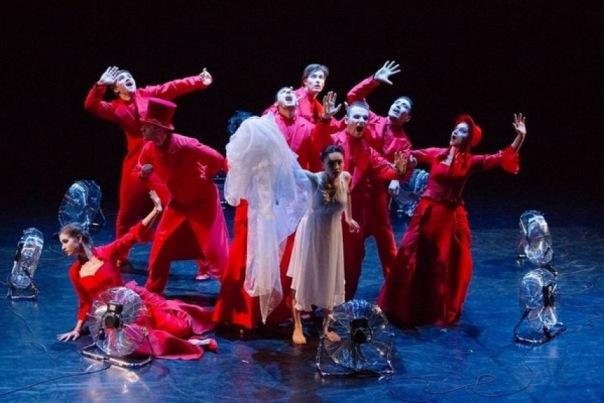 В Петербурге пройдёт фестиваль современного танца OPEN LOOK