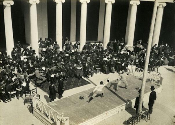 Выставка истории олимпийского движения в Петербурге