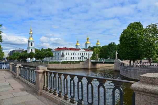 Семимостье — место исполнения желаний в Петербурге