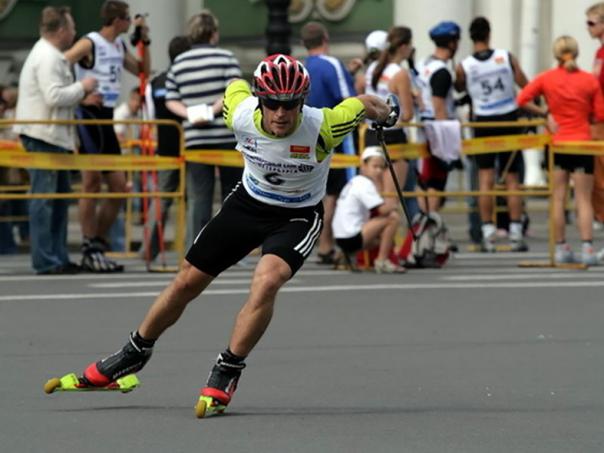 Соревнования по лыжным гонкам стартуют на Дворцовой площади