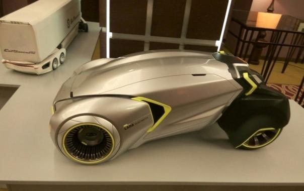Дизайнерские проекты будущего представили студенты Академии Штиглица