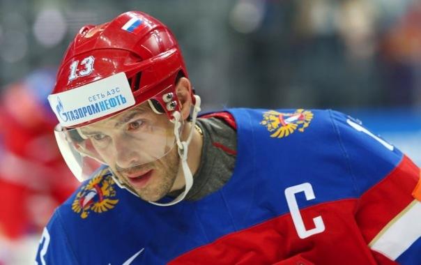 Хоккеист клуба НХЛ Павел Дацюк перешёл в СКА из Санкт-Петербурга