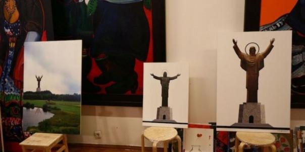 Коммунисты выступили против гигантской статуи Христа в Петербурге