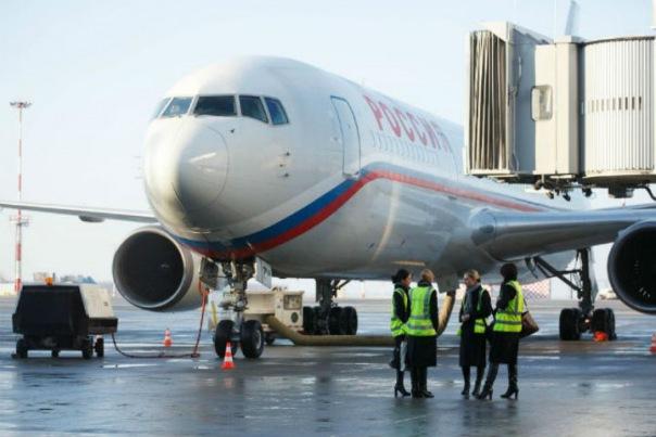 Рейс Стамбул – Петербург задерживается на 10 часов