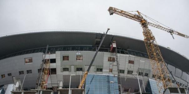 ФИФА обеспокоена скандалами вокруг строительства Зенит-Арены в Петербурге