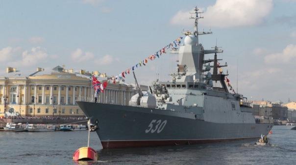 Программа празднования Дня Военно-морского флота 2016 в Петербурге
